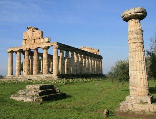 Αρχαία Ποσειδωνία: Μια πόλη στολίδι της Μεγάλης Ελλάδος (Magna Grecia) – video