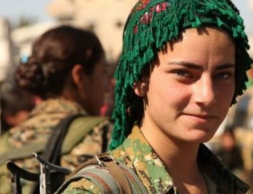 Αυτές είναι οι «Αμαζόνες» των Κούρδων που τρέμουν οι Τούρκοι!