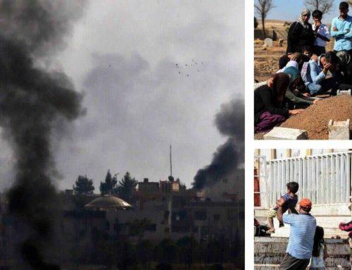 Παγκόσμιος συναγερμός και σοκ για τις εν ψυχρώ εκτελέσεις αμάχων στη Συρία