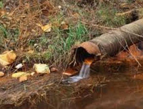 Πελοπόννησος: Επιχείρηση ρίχνει λύματα σε ρέμα