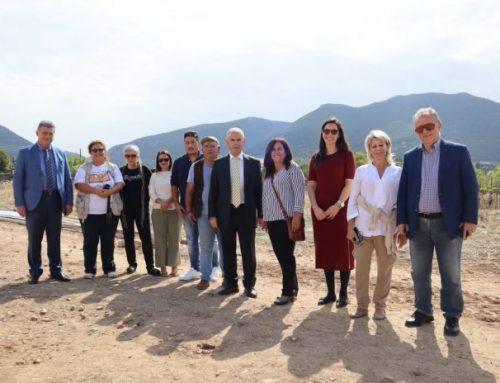 Ολοκληρώθηκαν με σημαντικά ευρηματα οι ανασκαφές στην Τενέα