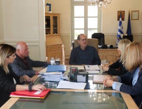 Περιφέρεια Πελοποννήσου: Δημιουργία υποδομών για την εξυπηρέτηση των ΑμεΑ