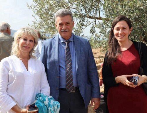 Ο Δήμος Κορινθίων συμβάλει στην ανάδειξη και προστασία της ανασκαφής της Τενέας