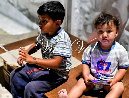 'Αθλιες οι συνθήκες διαβίωσης στην Ανοιχτή Δομή Φιλοξενίας στο στρατόπεδο της Κορίνθου