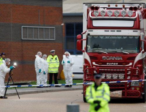 Φορτηγό της φρίκης στο Έσεξ: Ταυτοποιήθηκαν οι 39 νεκροί