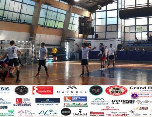 Handball: ΠΡΟΒΛΗΜΑΤΙΖΕΙ ΜΕ ΤΗΝ ΑΠΟΔΟΣΗ ΤΟΥ Ο ΠΟΣΕΙΔΩΝΑΣ ΛΟΥΤΡΑΚΙΟΥ