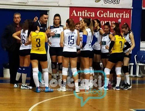 Προελαύνει αήττητη η γυναικεία ομάδα volley του Α.Ο. ΠΟΣΕΙΔΩΝ Λουτρακίου