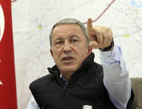 Ανεβάζει τους τόνους η Τουρκία: Με νέα εισβολή στην Κύπρο απειλεί ο Ακάρ