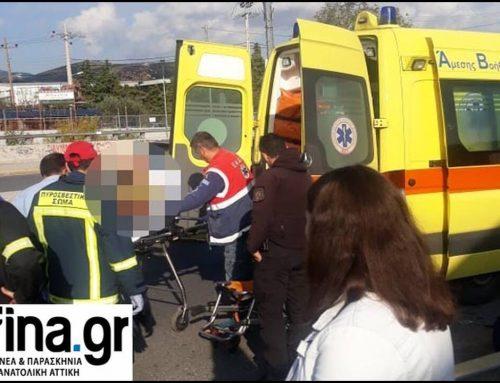Παλλήνη: Άνδρας έπεσε στις γραμμές του Προαστιακού (εικόνες)