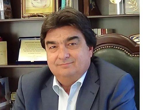 """Βαγγέλης Γιαννακούρας: """"Ανοίκεια Συμμαχία Μητσοτάκη- Κωνσταντινόπουλου"""""""