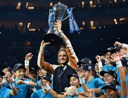 Ο νέος βασιλιάς του τένις είναι Έλληνας