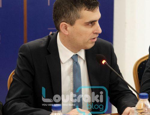 """Χρίστος Δήμας: """"H Έρευνα και η Καινοτομία αποτελούν κεντρικό άξονα της πολιτικής της Κυβέρνησης"""""""