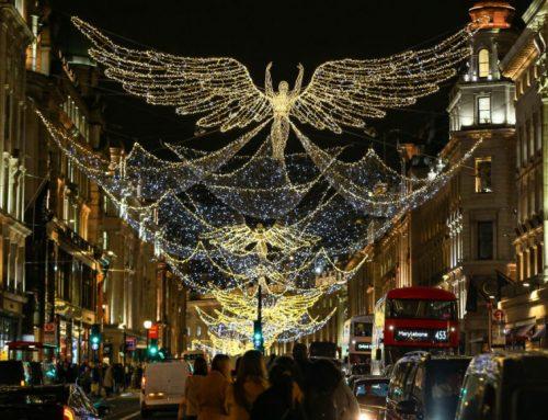 Χριστούγεννα στο Λονδίνο – Η βρετανική πρωτεύουσα λάμπει (εικόνες)