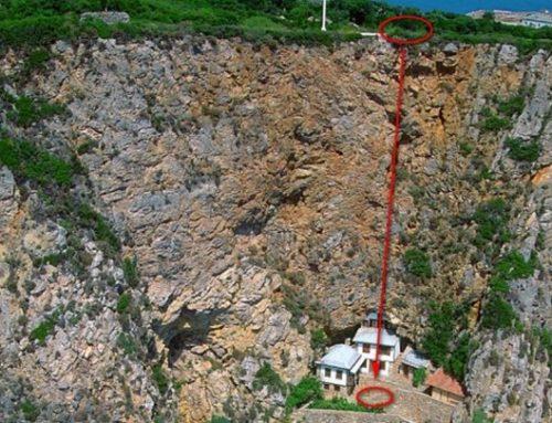 Άγιο Όρος: Νεκρός προσκυνητής – Έπεσε στον γκρεμό κρατώντας μία εικόνα της Παναγίας