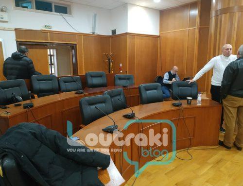 Λουτράκι: Πάλι καθυστέρηση του δημοτικού συμβουλίου