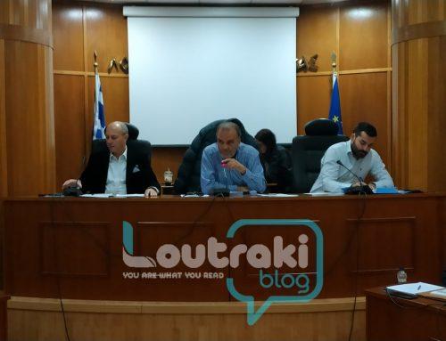 H απάντηση του Γιώργου Γκιώνη για το δρόμο Λουτρακίου-Περαχώρας και τα ρέματα