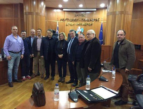 Δήμος Λουτρακίου – Περαχώρας – Αγίων Θεοδώρων:Επενδύουμε στον Τουρισμό με τη δημιουργία Κόμβου Υδατοδρομίων στον Δήμο μας