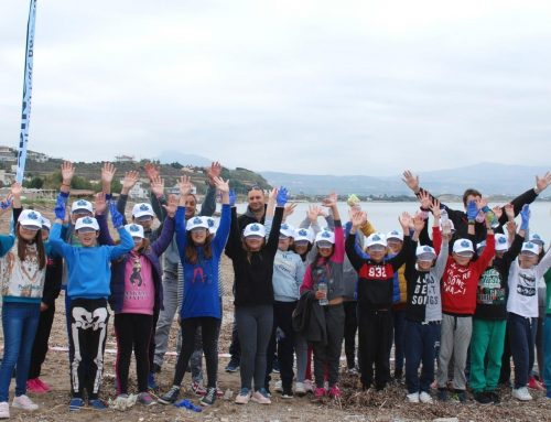 Kόρινθος: Mε επιτυχία ο καθαρισμός και η καταγραφή απορριμάτων με τη συμμετοχή των μαθητών