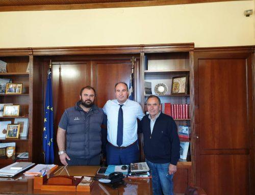 Συνάντηση Γκιολή με Ολυμπιακό Λουτρακίου για το γήπεδο