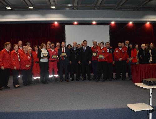 Βράβευση Ελληνικού Ερυθρού Σταυρού Κορίνθου απο την Γενική Αστυνομική Διεύθυνση Πελοποννήσου
