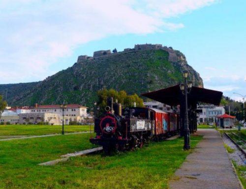 Ενδιαφέρον εκφράζουν στην ΤΡΑΙΝΟΣΕ για την επαναδρομολόγηση τρένου στη γραμμή Κόρινθος – Ναύπλιο