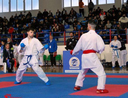 ΑΓΙΟΙ ΘΕΟΔΩΡΟΙ .. Με επιτυχία το Πανελλήνιο Πρωτάθλημα Καράτε