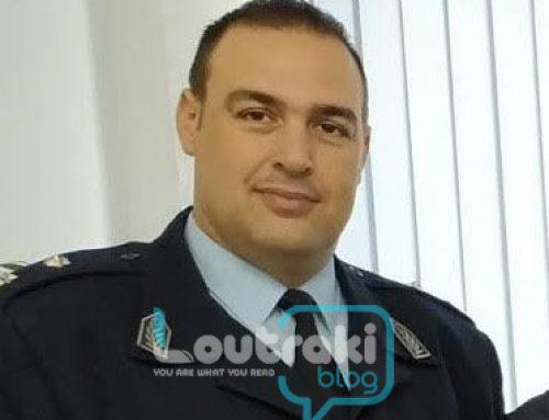 Κόρινθος:Νέος Διοικητής της Τροχαίας Κορίνθου, ο  Ανδρέας Γιώργαρης