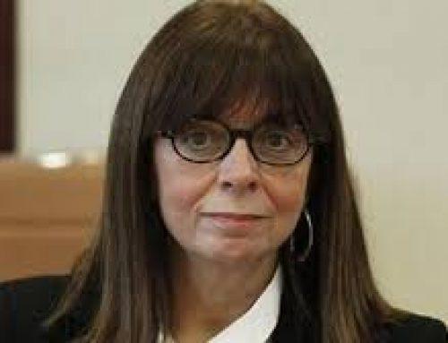 Νίκος Λόης : H κ.Σακελλαροπούλου αποφάσισε να μην γίνει η Μαρίνα Λουτρακίου