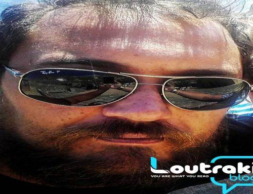 """Λουτράκι:Θρήνος….""""Εφυγε"""" ο 38χρονος Παναγιώτης Τσιαντούλας"""