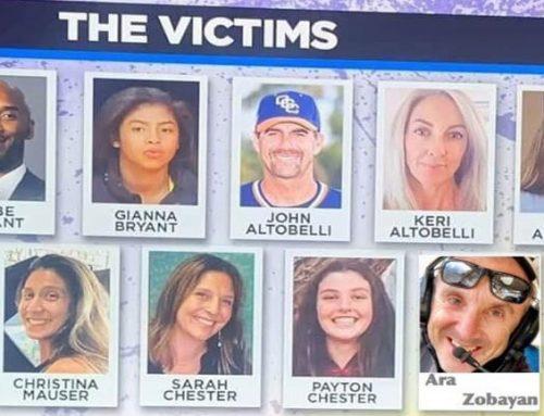 Κόμπι Μπράιαντ: Ταυτοποιήθηκαν και τα εννέα άτομα.Παιδιά ανάμεσα στα θύματα…
