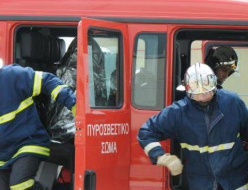 Πάτρα: Αγνωστοι έβαλαν φωτιές σε καρναβαλικό διάκοσμο