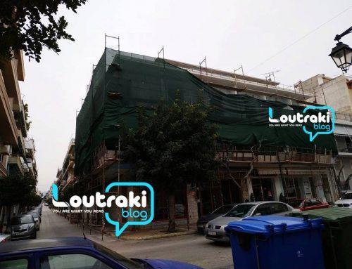 Λουτράκι: Aκόμα ένα ξενοδοχείο ανακαινίζεται (εικόνες)