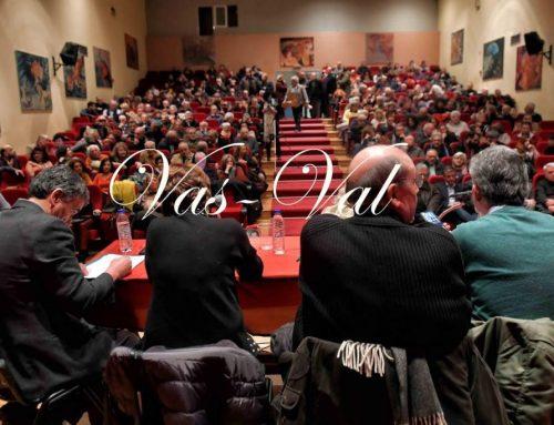 Κόρινθος: Πραγματοποιήθηκε η εκδήλωση με θέμα «Στο Δρόμο που νικήσαμε, στο Δρόμο της Αριστεράς» (εικόνες)
