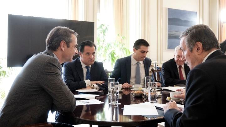 Image result for στον πρωθυπουργό ο χ δήμας
