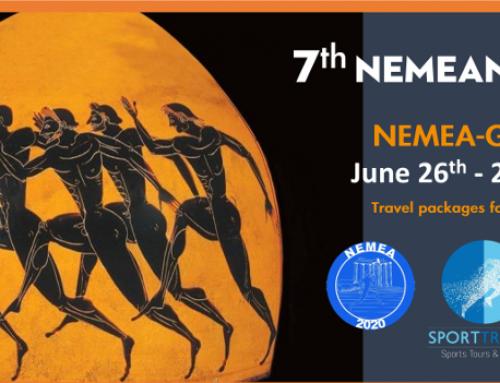 Δηλώστε συμμετοχή στους αγώνες της Έβδομης Σύγχρονης Νεμεάδας