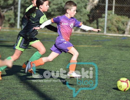 Λουτράκι:Απόλυτα επιτυχημένο το 2020 Loutraki Christmas Soccer Cup!