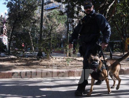 Δείτε εικόνες από την εφαρμογή του νέου επιχειρησιακού σχεδίου της αστυνομίας στα Εξάρχεια
