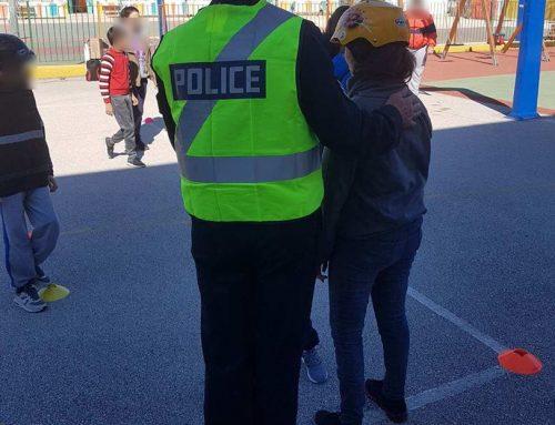 """Tο Τμήμα Τροχαίας Κορίνθου πραγματοποιήθηκε εκπαιδευτικήημερίδα με θέμα """"Κυκλοφοριακή Αγωγή και Οδική Ασφάλεια"""", στο Ειδικό Δημοτικό Σχολείο Κορίνθου."""