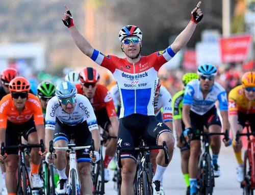 Η ολλανδική επαγγελματική ποδηλατική ομάδαSEG Racing Academyεπιλέγει για ακόμη μια χρονιά το Λουτράκι για τη χειμερινή της προετοιμασία.