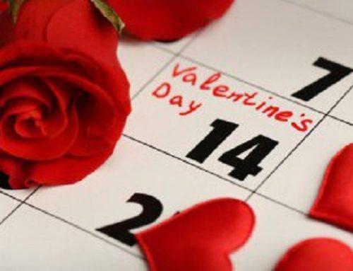 Αγιος Βαλεντίνος: Πόσες εγκυμοσύνες ξεκινούν σήμερα και πόσα τριαντάφυλλα θα πουληθούν