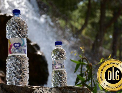 """""""Χρυσή"""" Διεθνής Βράβευση Ποιότητας για το Φυσικό Μεταλλικό Νερό Λουτράκι ΥΔΡΙΑ!"""