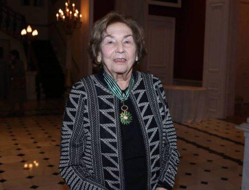 Πέθανε η σπουδαία συγγραφέας Άλκη Ζέη