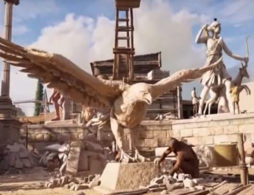 Η Αρχαία Αθήνα όπως δεν την έχετε ξαναδεί σε μια μοναδική 3D αναπαράσταση