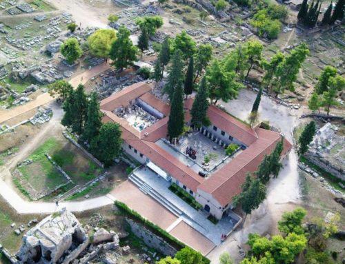 Το Μουσείο Αρχαίας Κορίνθου υποψήφιο για … «Ευρωπαϊκό Μουσείο της χρονιάς 2020»