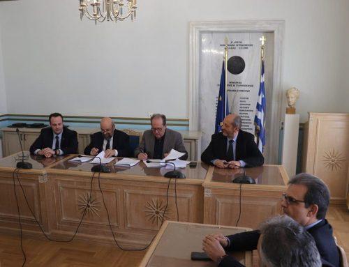 31.000.000 ευρώ συμφωνήθηκαν μεταξύ Περιφέρειας και ΕΦΕΠΑΕ για τις μικρομεσαίες επιχειρήσεις