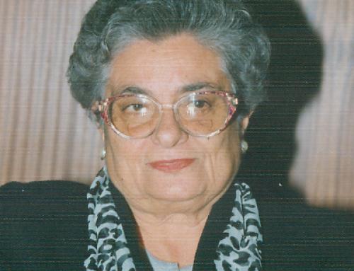 Πέθανε η Ιατρός Ευαγγελία Καραθανάση πρώην Πρόεδρος του Ελληνικού Ερυθρού Σταυρού Περιφερειακού Τμήματος Κορίνθου