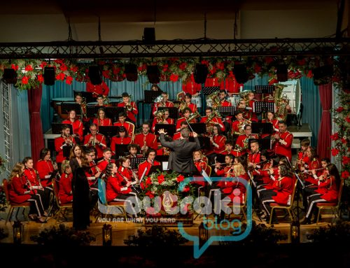 Σπουδαίες εκδηλώσεις πραγματοποίησε η Φιλαρμονική Ορχήστρα Λουτρακίου το 2019