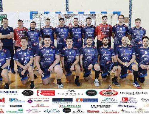 Handball: Σταθερά για τα play offs ο Ποσειδώνας Λουτρακίου