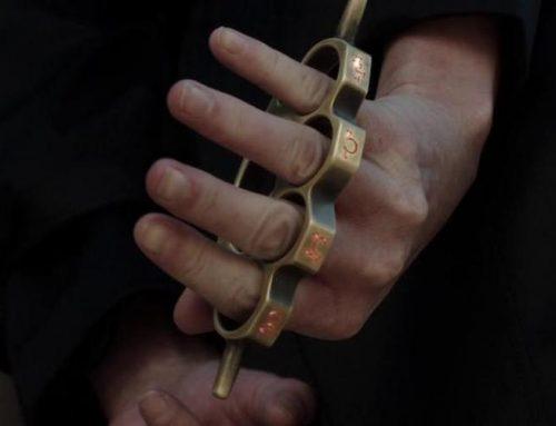Κόρινθος: Συνελήφθη με σιδερογροθιά