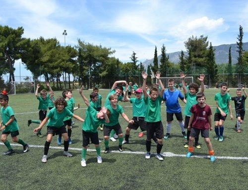 Soccer Stars:Η κορυφαία μέθοδος προπόνησης τώρα και στo Λουτράκι (video-εικόνες)